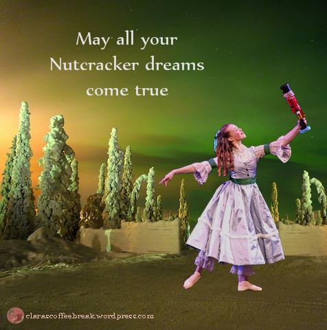 Clara's Coffee Break Nutcracker Dreams